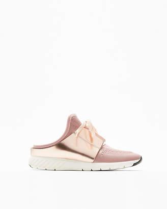 Express Dolce Vita Braun Slip-On Sneakers