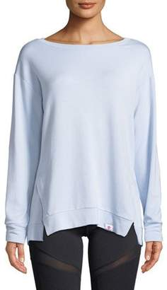Vimmia Soothe Tieback Pullover Sweatshirt