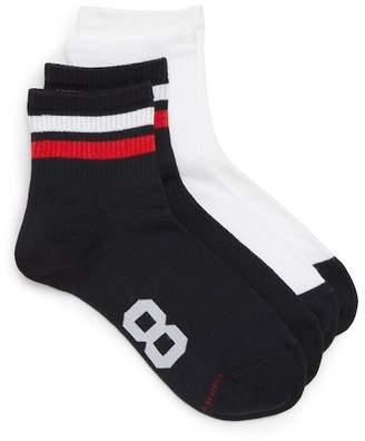 Tommy Hilfiger 2-Pack Logo '85 Ankle Socks