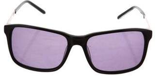 3.1 Phillip Lim Marceau Tinted Sunglasses
