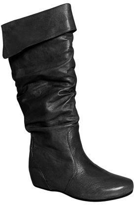 Cybul Black Leather