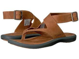 Columbia Caprizee Sandal Nubuck Women's Sandals