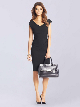 Bevin Sheath Dress $348 thestylecure.com