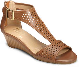 5ab4e635f3ca Aerosoles Wedge Heel Women s Sandals - ShopStyle