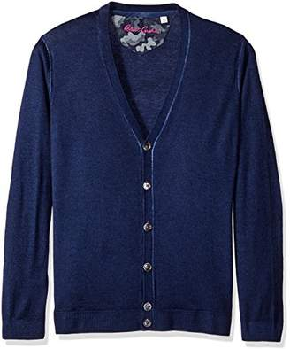 Robert Graham Men's Classic Fit Knit Cardigan