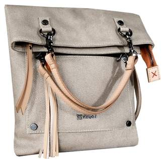 Sherpani Rebel Coated Canvas Crossbody Bag