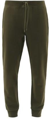 Polo Ralph Lauren Logo Embroidered Jersey Track Pants - Mens - Khaki