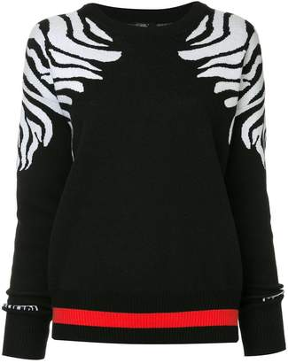 P.E Nation Olympia knit jumper