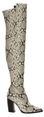Vince Camuto Cottara Faux Leather Over-The-Knee Boots