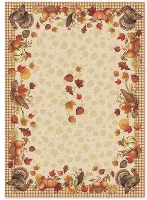 The Holiday Aisle Bountiful Harvest Tablecloth