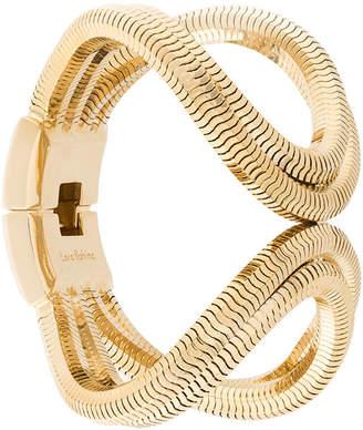 Lara Bohinc Schumacher double loop bracelet