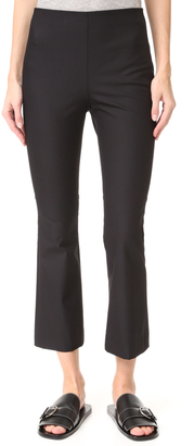 Theory Ernestina B Flare Pants $265 thestylecure.com