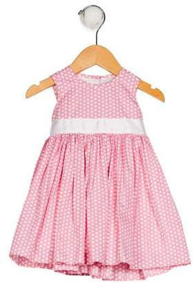 Carolina Zapf Girls' Polka Dot Dress