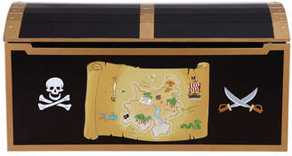 Guidecraft Personalized Pirate Treasure Chest