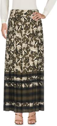 Le Ragazze Di St. Barth Long skirts - Item 35373403UN