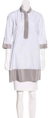 Rag & Bone Striped Shift Dress