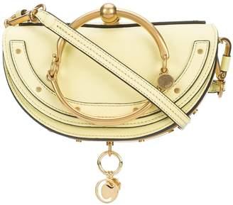 Chloé Nile Minaudiere Bag - Yellow