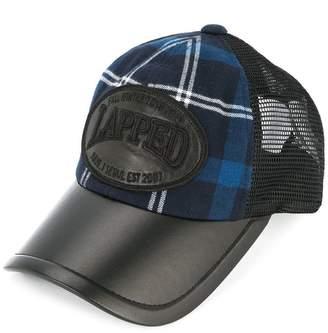 Juun.J front logo hat