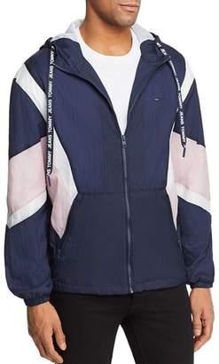 Tommy Jeans Tommy Hilfiger Color-Blocked Hooded Jacket