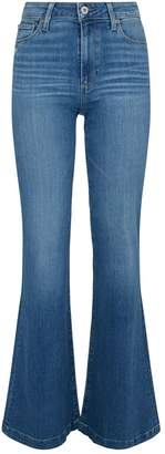 Paige Genevieve Flared Jeans