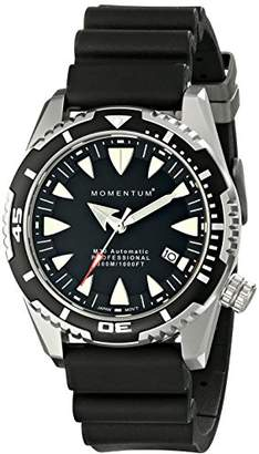 Momentum Men's 1M-DV30B1B M30 Automatic Analog Display Japanese Automatic Black Watch
