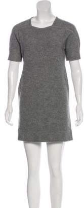 Stella McCartney Short Sleeve Sweater Dress