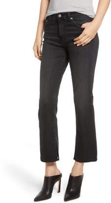 AG Jeans Jodi Crop Slit Flare Jeans