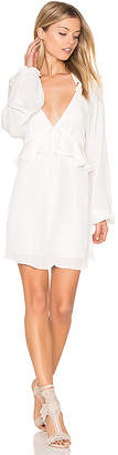 STONE COLD FOX Jay Dress in White $385 thestylecure.com