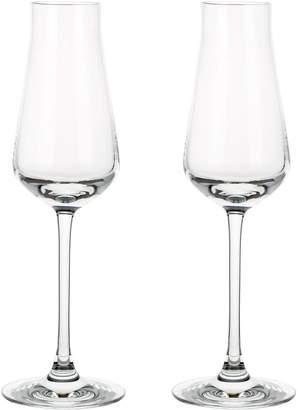 Baccarat Château Champagne Flutes (Set Of 2)