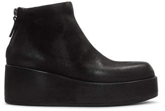 Marsèll Black Scappa Boots
