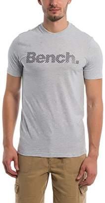Bench Men's Corp Tee T-Shirt, (Dark Blue Bl103)