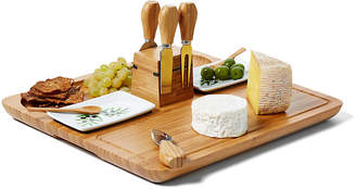 One Kings Lane Sherborne Bread & Cheese Serving Set