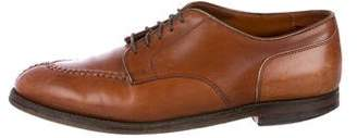 Alden Leather Derby Shoes