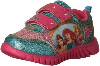 Disney Princesses Rapunzel, Ariel and Belle Athletic Shoe