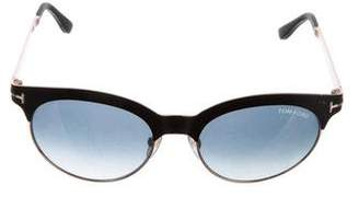 Tom Ford Tinted Angela Sunglasses