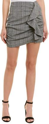 Bishop + Young BISHOP+YOUNG Check & Ruffle Skirt