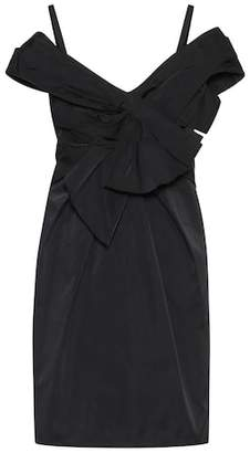 Marc Jacobs Taffeta minidress