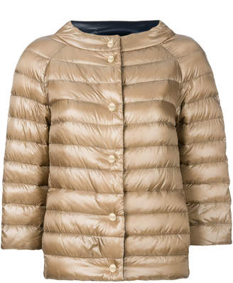 Herno reversible down jacket