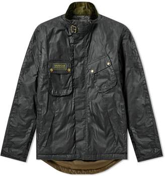 Barbour International Lever Wax Jacket
