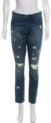 Blank NYC Distressed Skinny Jeans w/ Tags