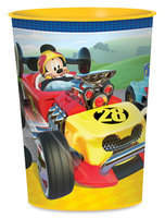 Disney Mickey Mouse Roadster Racers Favor Cups - 4-Pc.