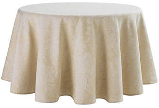 "Waterford Berrigan Round Tablecloth, 70""Dia."