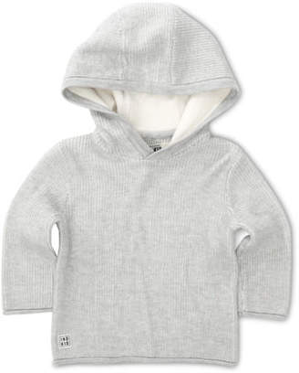 Industrie NEW Indie Kids by Kendrick Hooded Knit 000-2 Silver