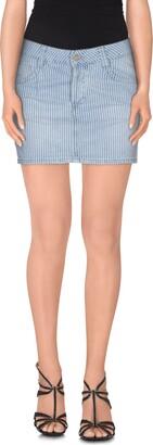 Galliano Denim skirts