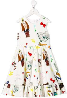 Dolce & Gabbana Back To School dress