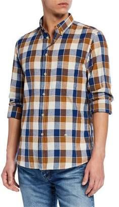 Levi's Men's Standard Plaid Sport Shirt
