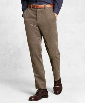 Brooks Brothers Golden Fleece Corduroy Chino Trousers