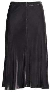 Eileen Fisher Velvet Skirt