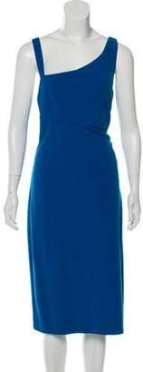Diane von Furstenberg Nomie Sleeveless Midi Dress
