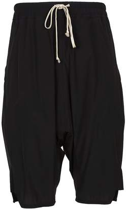 Rick Owens Tie Shorts